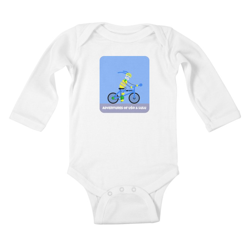 Environmentally Friendly Kids Baby Longsleeve Bodysuit by usomic's Artist Shop