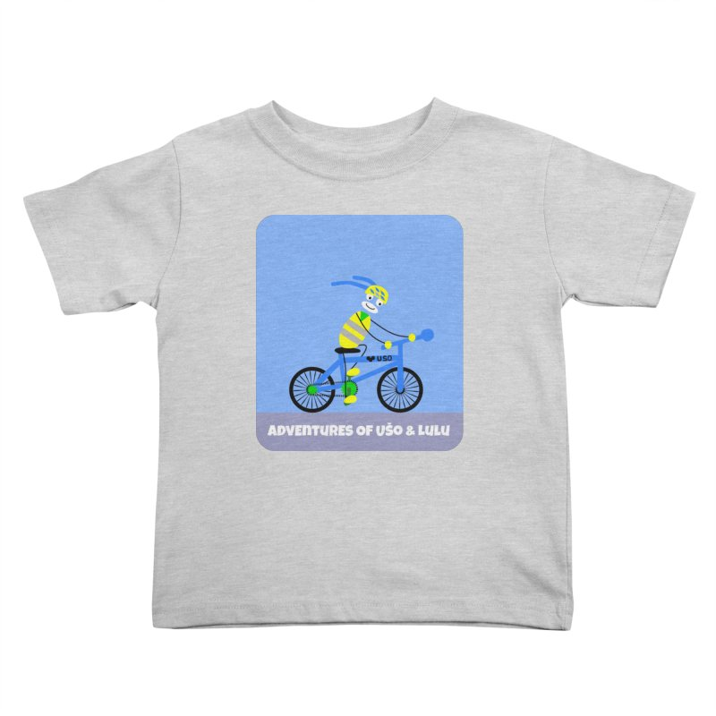 Environmentally Friendly Kids Toddler T-Shirt by usomic's Artist Shop