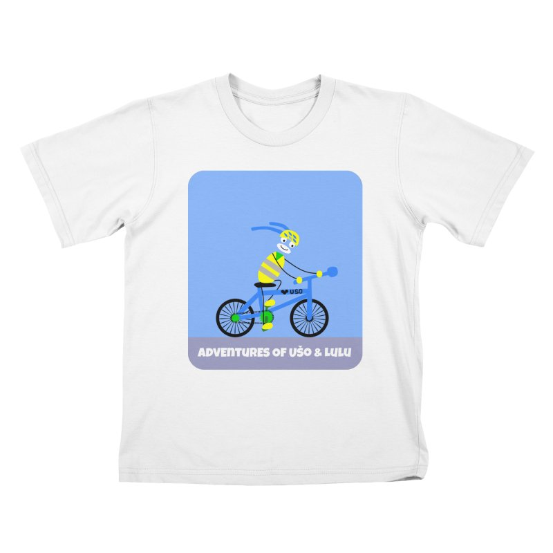 Environmentally Friendly Kids T-Shirt by usomic's Artist Shop