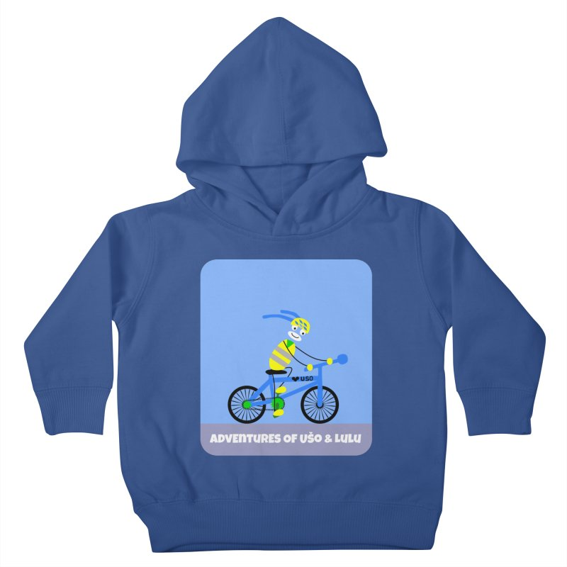 Environmentally Friendly Kids Toddler Pullover Hoody by usomic's Artist Shop