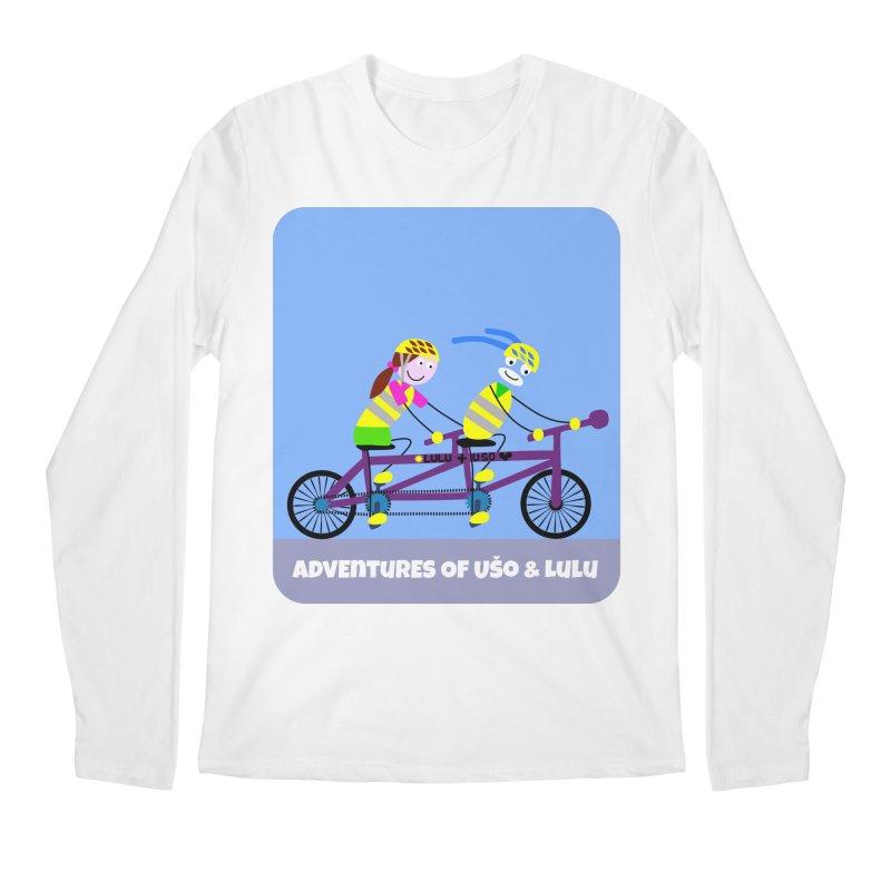 Double Emission Free Men's Longsleeve T-Shirt by usomic's Artist Shop