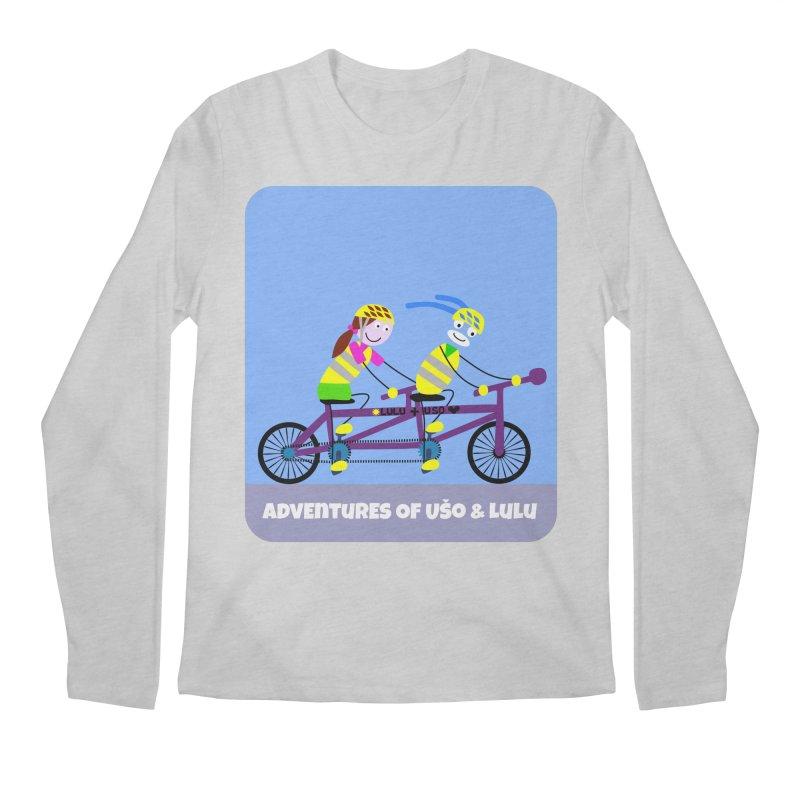 Double Emission Free Men's Regular Longsleeve T-Shirt by usomic's Artist Shop
