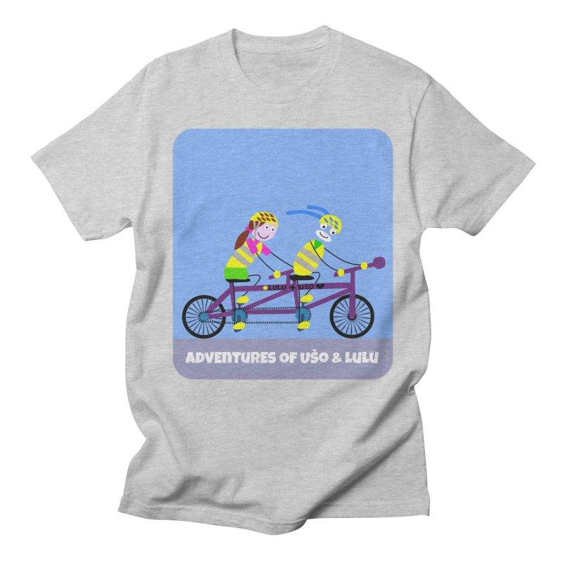 Double Emission Free Men's Regular T-Shirt by usomic's Artist Shop