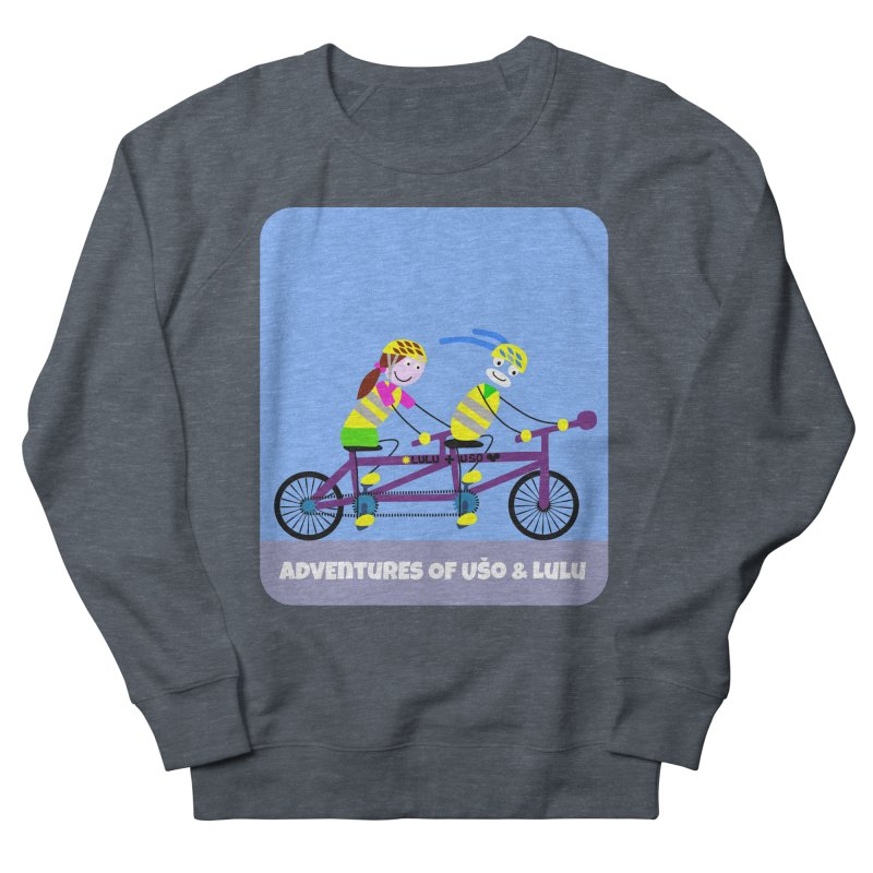 Double Emission Free Women's Sweatshirt by usomic's Artist Shop