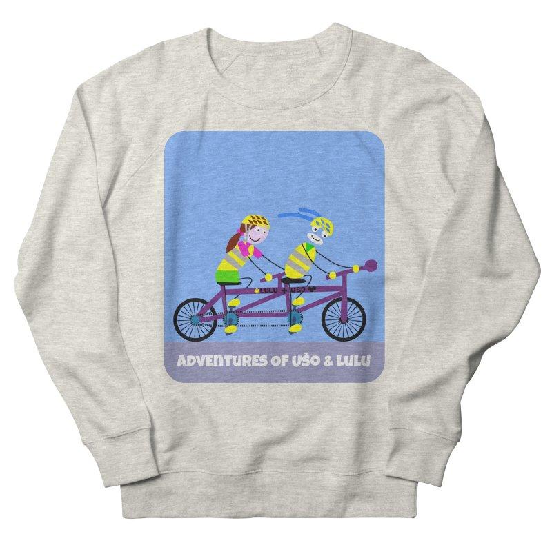 Double Emission Free Women's Sweatshirt by usomic's Artist Shop
