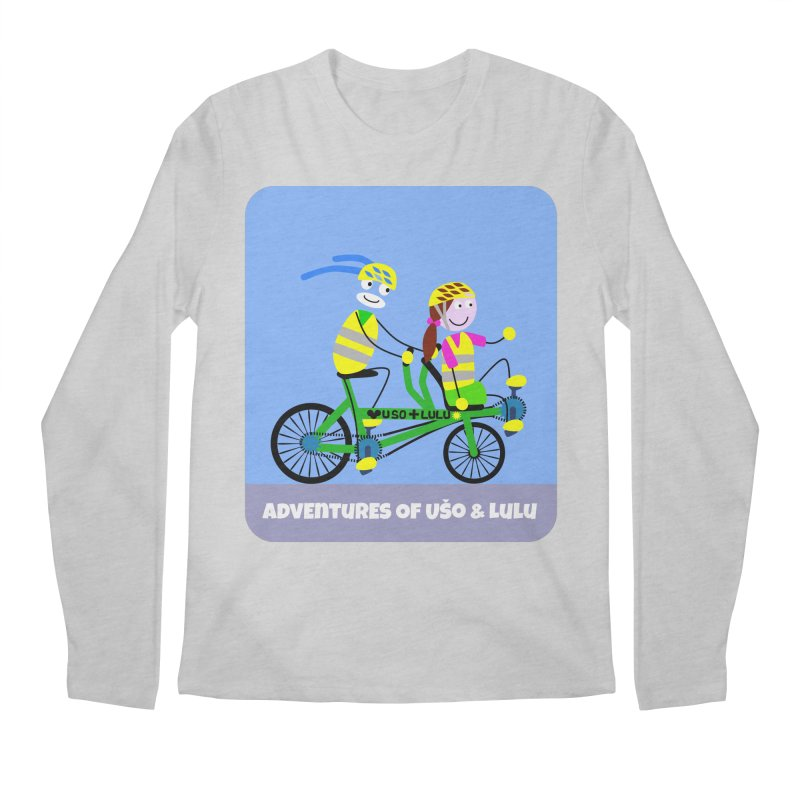 Free Family Workout Men's Longsleeve T-Shirt by usomic's Artist Shop