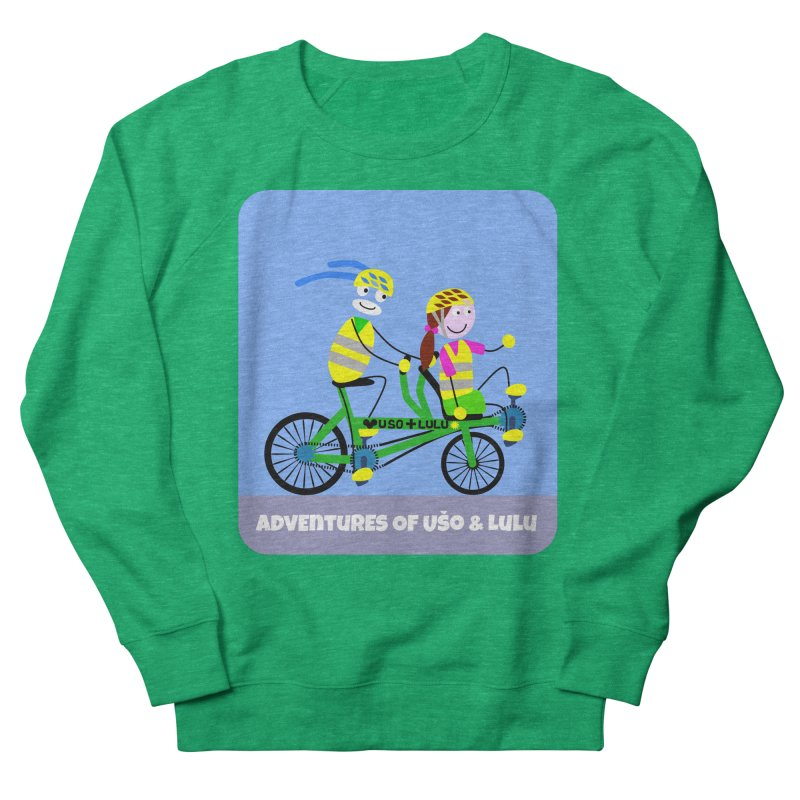 Free Family Workout Men's French Terry Sweatshirt by usomic's Artist Shop
