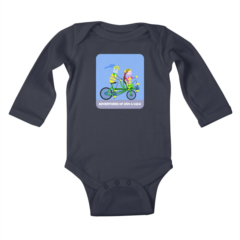 Free Family Workout Kids Baby Longsleeve Bodysuit by usomic's Artist Shop