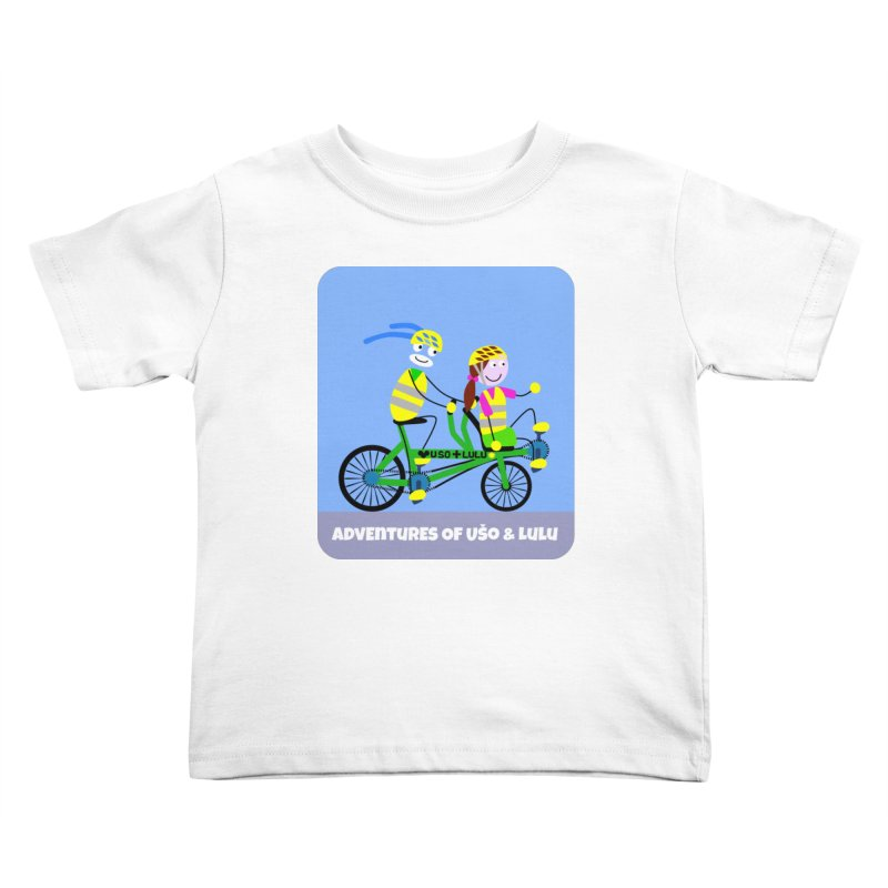 Free Family Workout Kids Toddler T-Shirt by usomic's Artist Shop