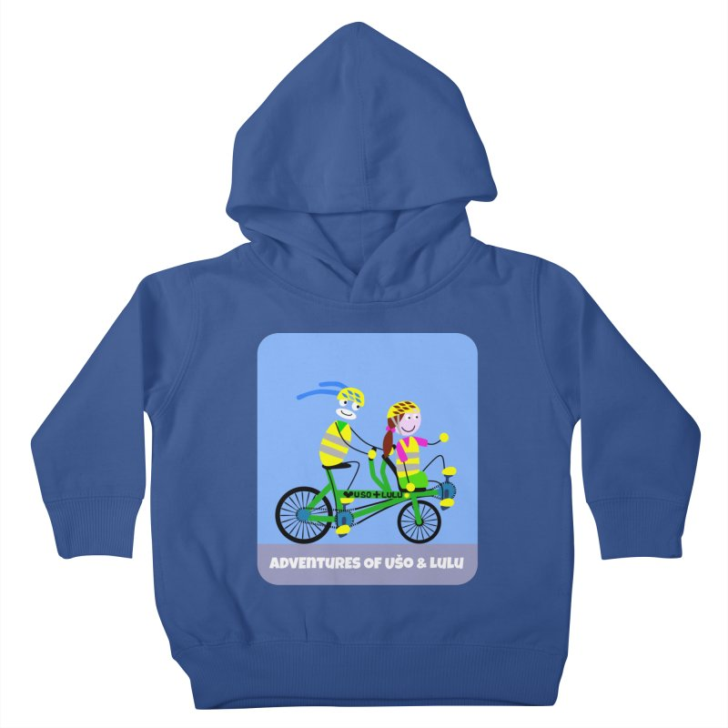 Free Family Workout Kids Toddler Pullover Hoody by usomic's Artist Shop