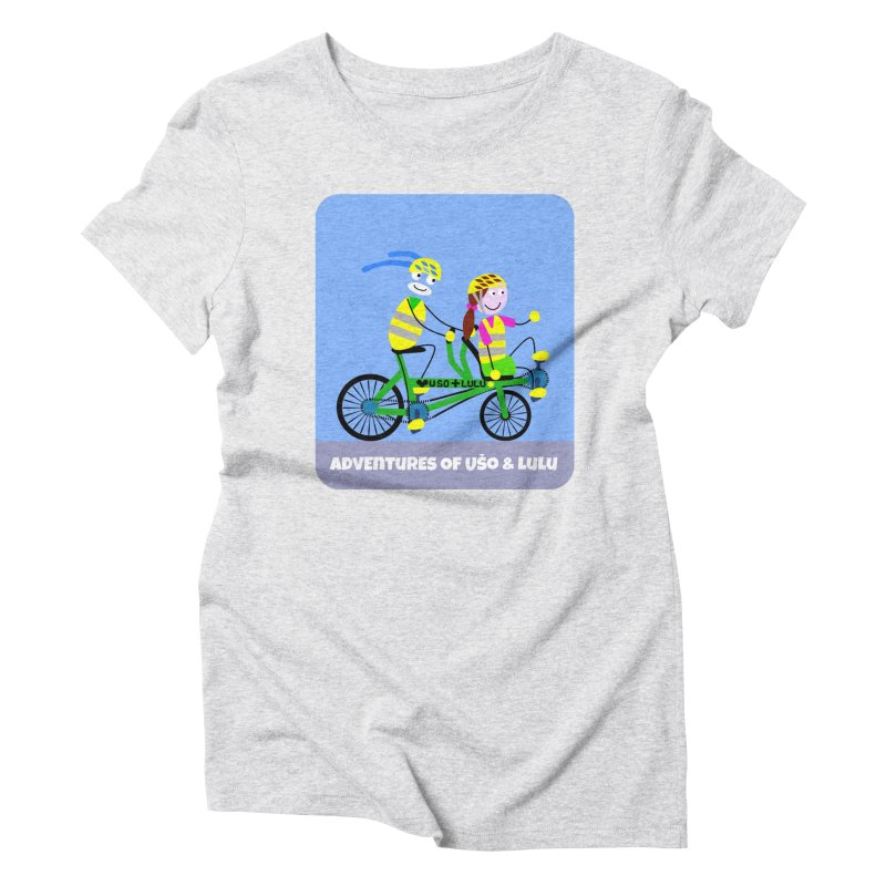 Free Family Workout Women's Triblend T-Shirt by usomic's Artist Shop