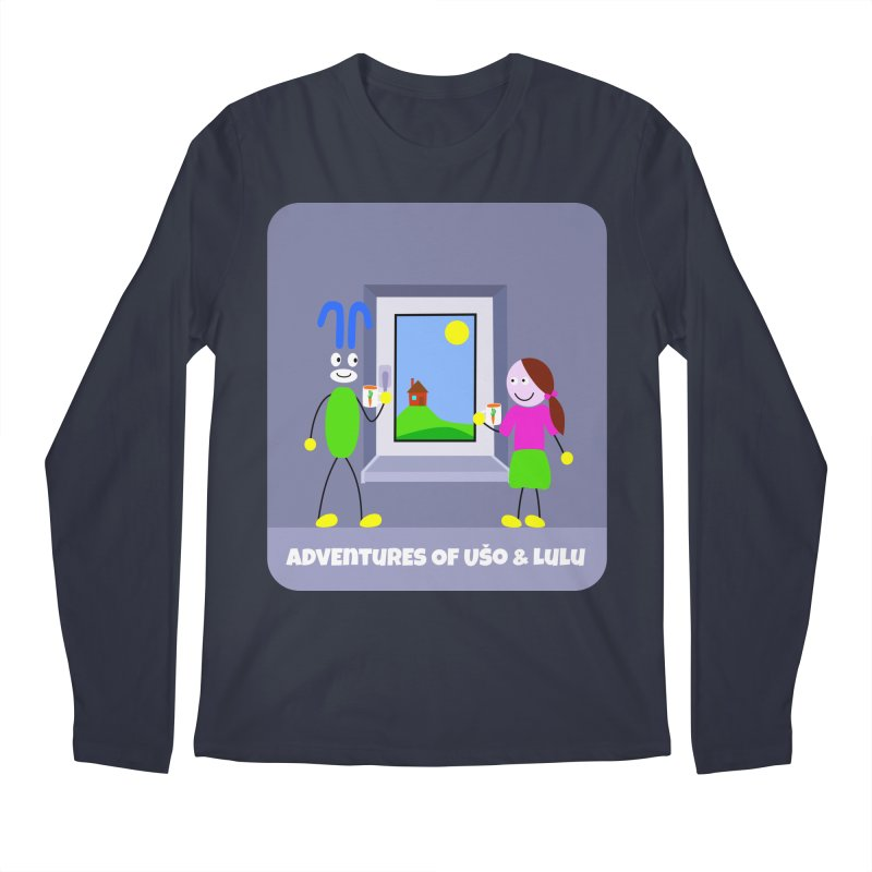 Bright Future Men's Longsleeve T-Shirt by usomic's Artist Shop