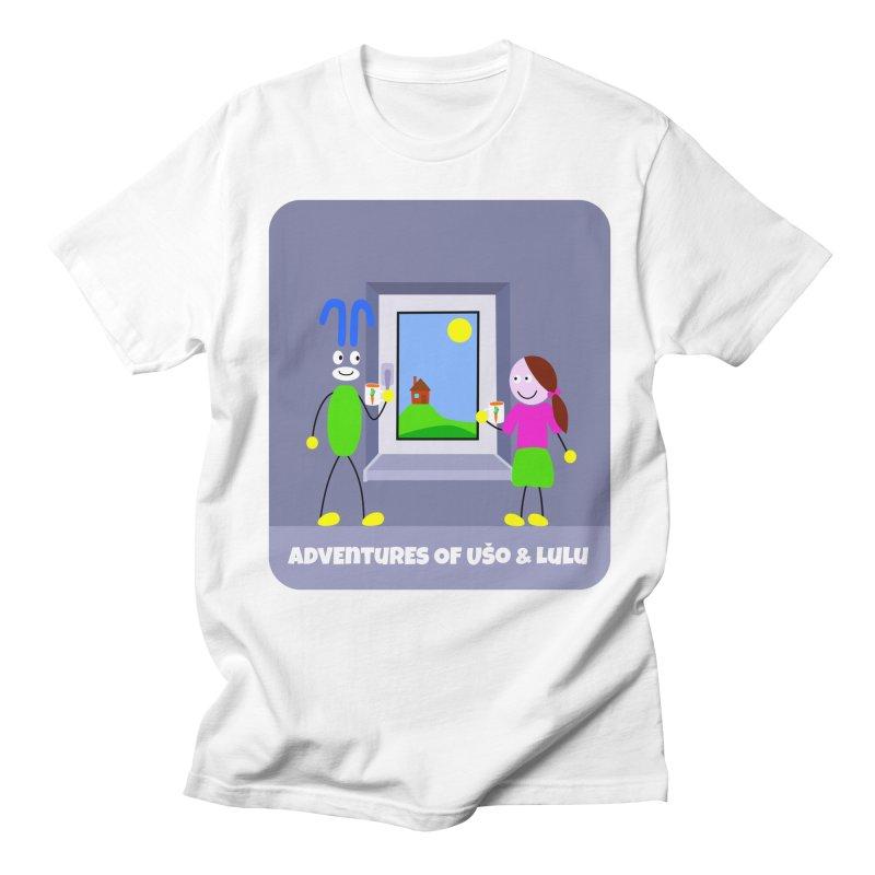Bright Future Men's Regular T-Shirt by usomic's Artist Shop