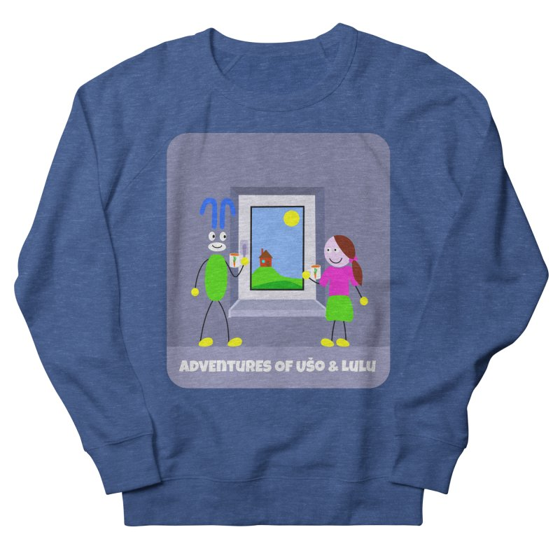 Bright Future Women's Sweatshirt by usomic's Artist Shop
