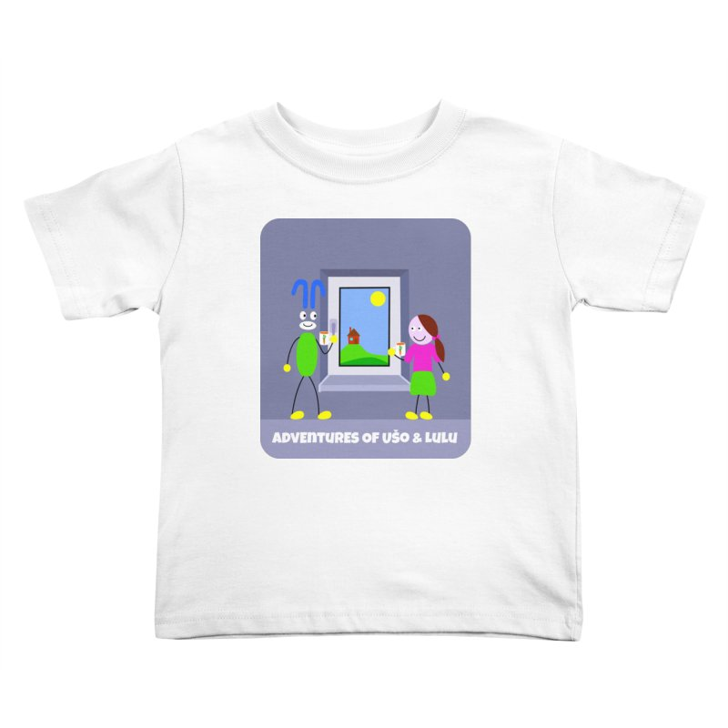 Bright Future Kids Toddler T-Shirt by usomic's Artist Shop