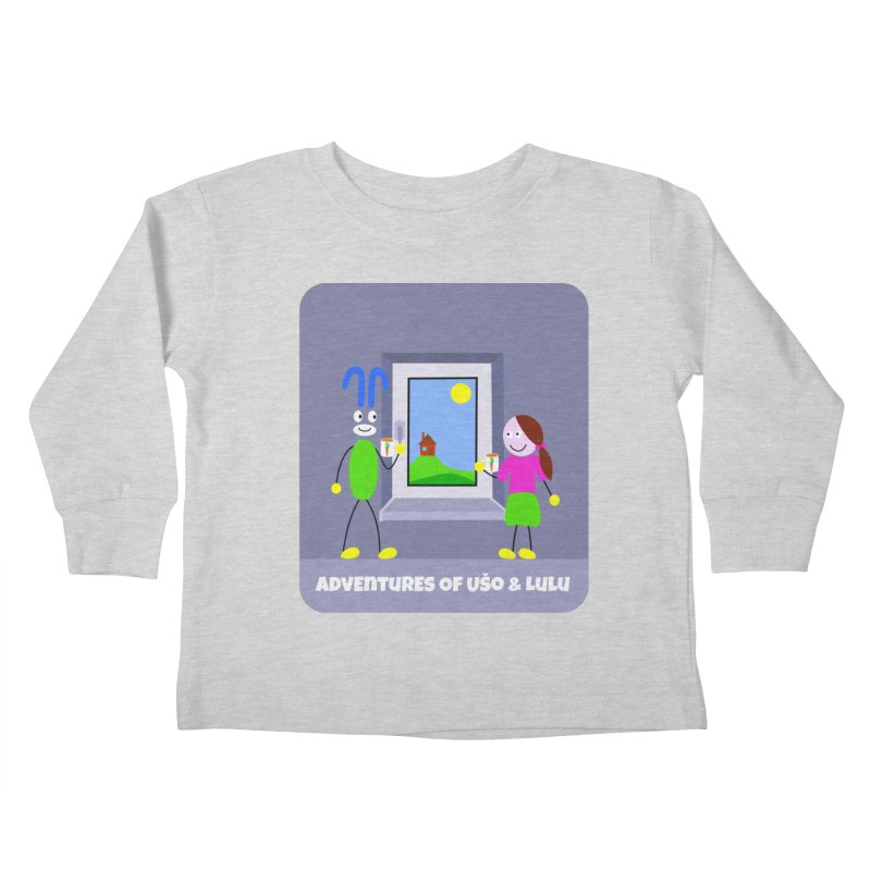 Bright Future Kids Toddler Longsleeve T-Shirt by usomic's Artist Shop