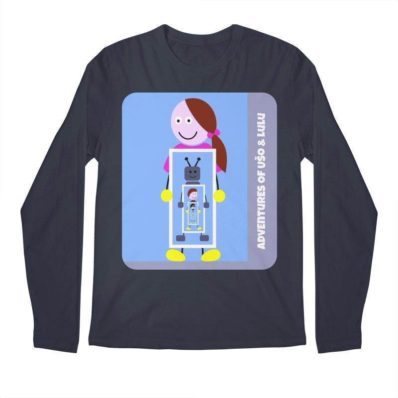 Recursion Men's Longsleeve T-Shirt by usomic's Artist Shop