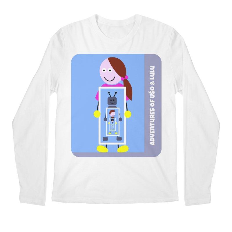 Recursion Men's Regular Longsleeve T-Shirt by usomic's Artist Shop