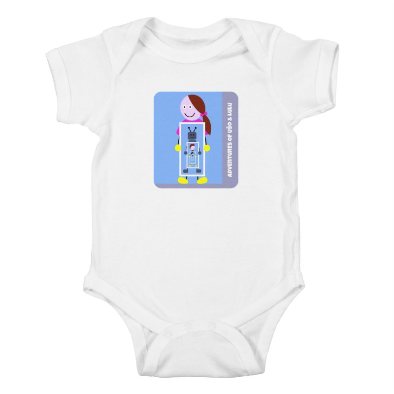 Recursion Kids Baby Bodysuit by usomic's Artist Shop