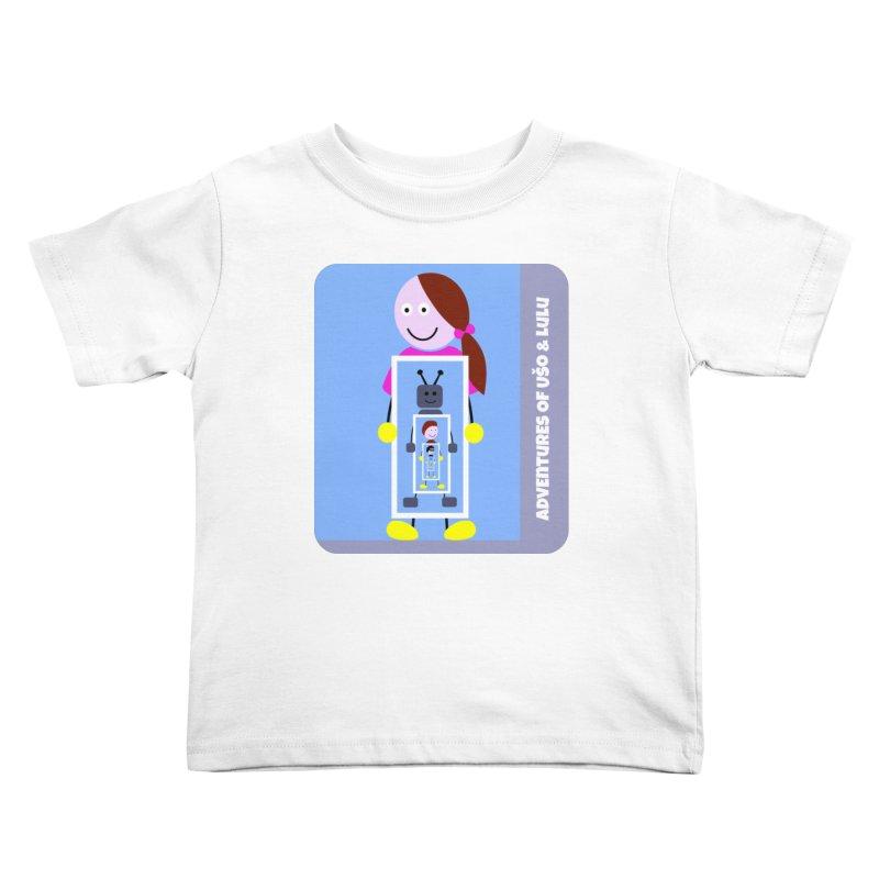 Recursion Kids Toddler T-Shirt by usomic's Artist Shop