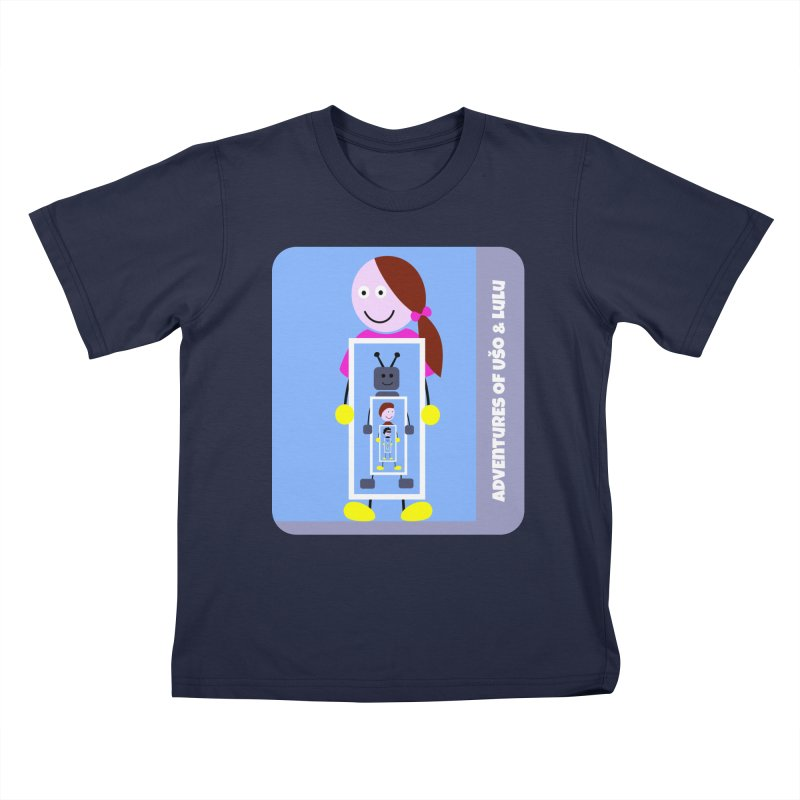 Recursion Kids T-Shirt by usomic's Artist Shop