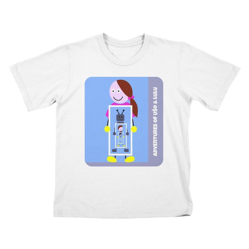 Recursion Kids T-Shirt by usomic's Artist Shop