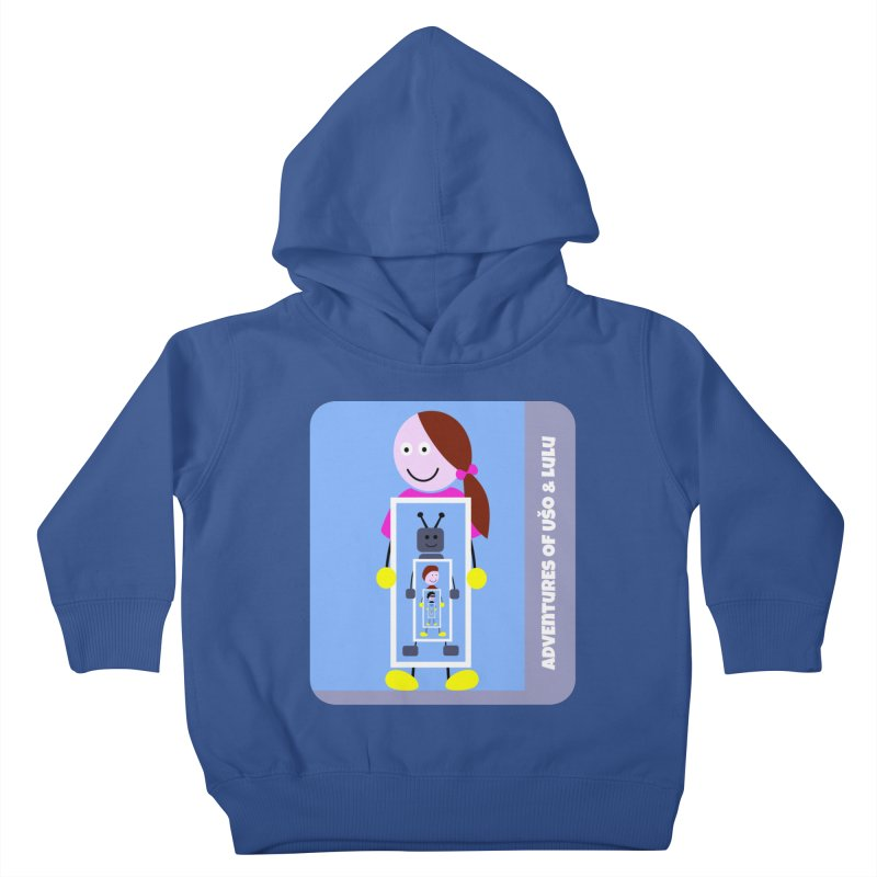 Recursion Kids Toddler Pullover Hoody by usomic's Artist Shop
