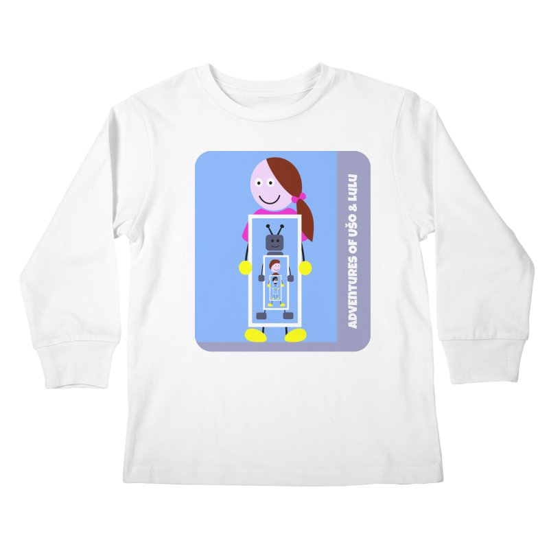 Recursion Kids Longsleeve T-Shirt by usomic's Artist Shop