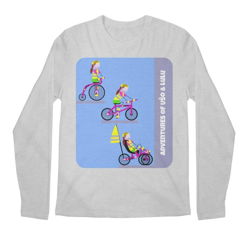 Velocipedolution - Zero polution Men's Longsleeve T-Shirt by usomic's Artist Shop
