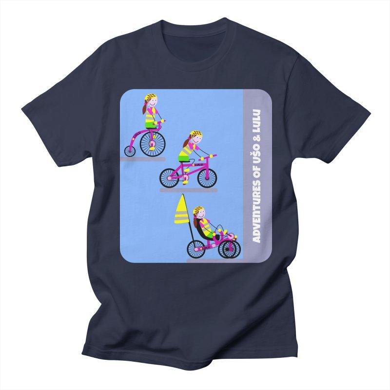 Velocipedolution - Zero polution Men's Regular T-Shirt by usomic's Artist Shop