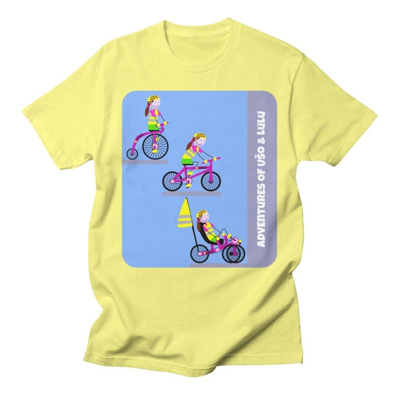 Velocipedolution - Zero polution Women's Regular Unisex T-Shirt by usomic's Artist Shop