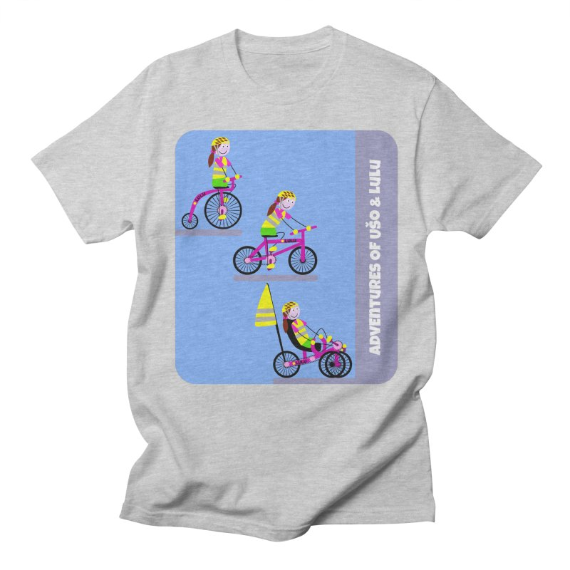 Velocipedolution - Zero polution Women's Regular Unisex T-Shirt by usomic's Artist Shop