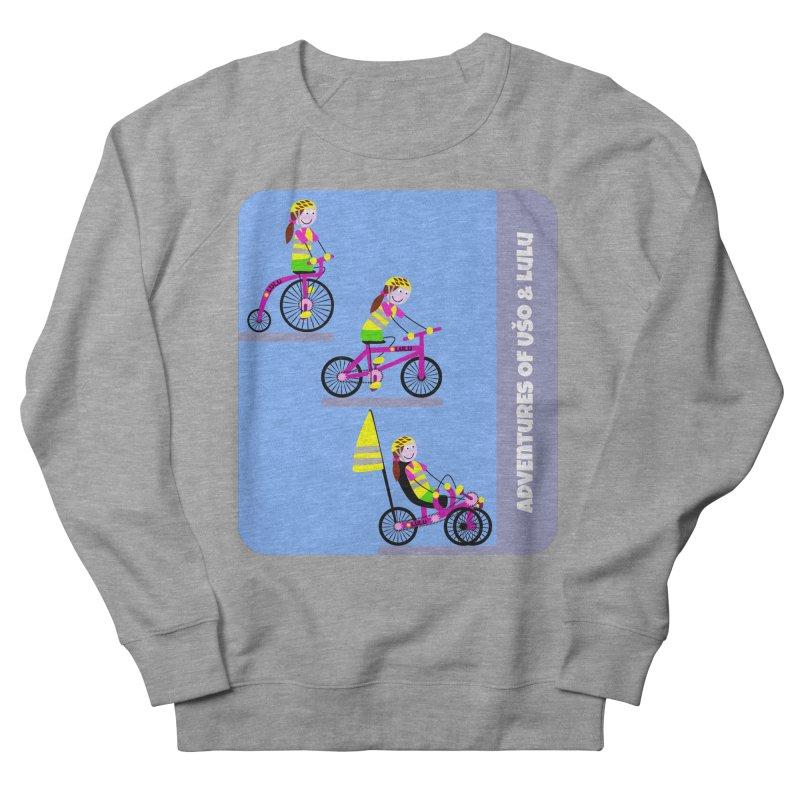 Velocipedolution - Zero polution Men's French Terry Sweatshirt by usomic's Artist Shop