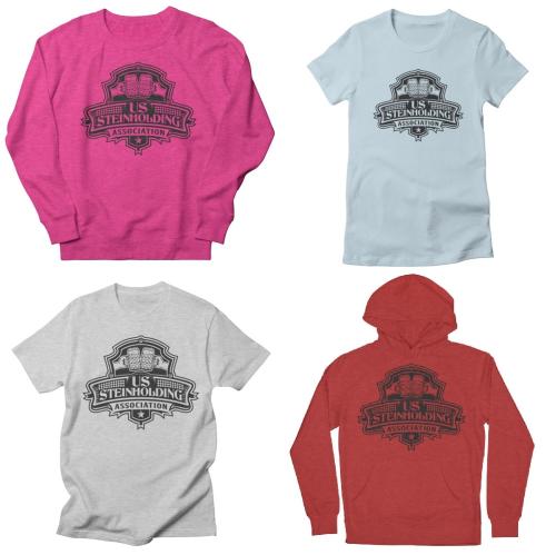 Us-Steinholding-Association-Dark-Logo-Design