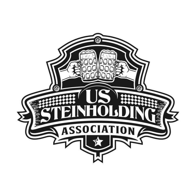 U.S. Steinholding Dark Logo Men's T-Shirt by U.S. Steinholding's Artist Shop