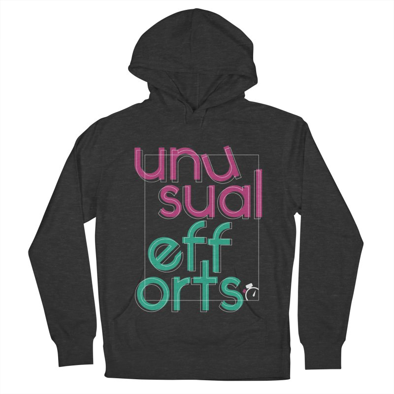 Men's None by Unusual Efforts Merchandise and Prints