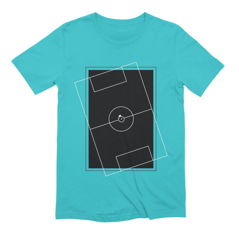 Pitch us! Men's Extra Soft T-Shirt by Unusual Efforts Merchandise and Prints