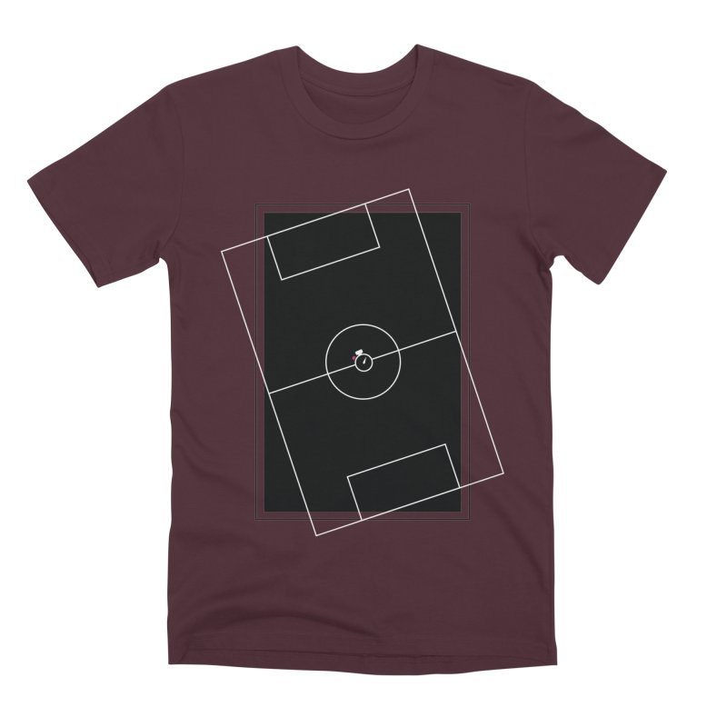 Pitch us! Men's Premium T-Shirt by Unusual Efforts Merchandise and Prints