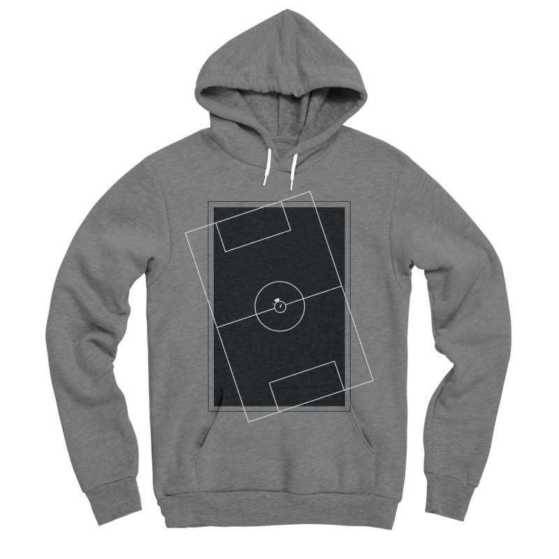 Pitch us! Men's Pullover Hoody by Unusual Efforts Merchandise and Prints