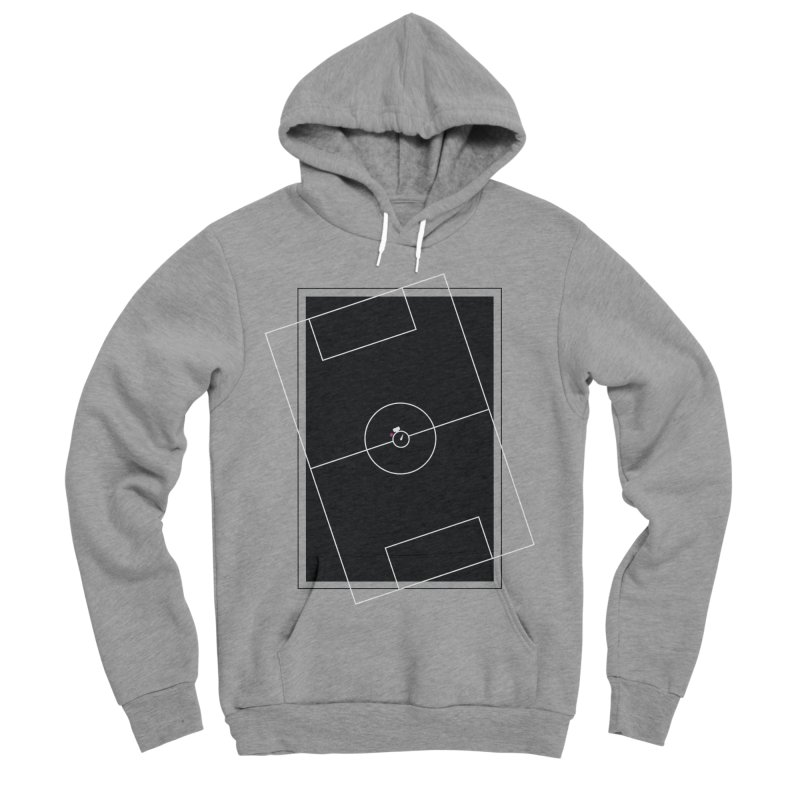 Pitch us! Men's Sponge Fleece Pullover Hoody by Unusual Efforts Merchandise and Prints