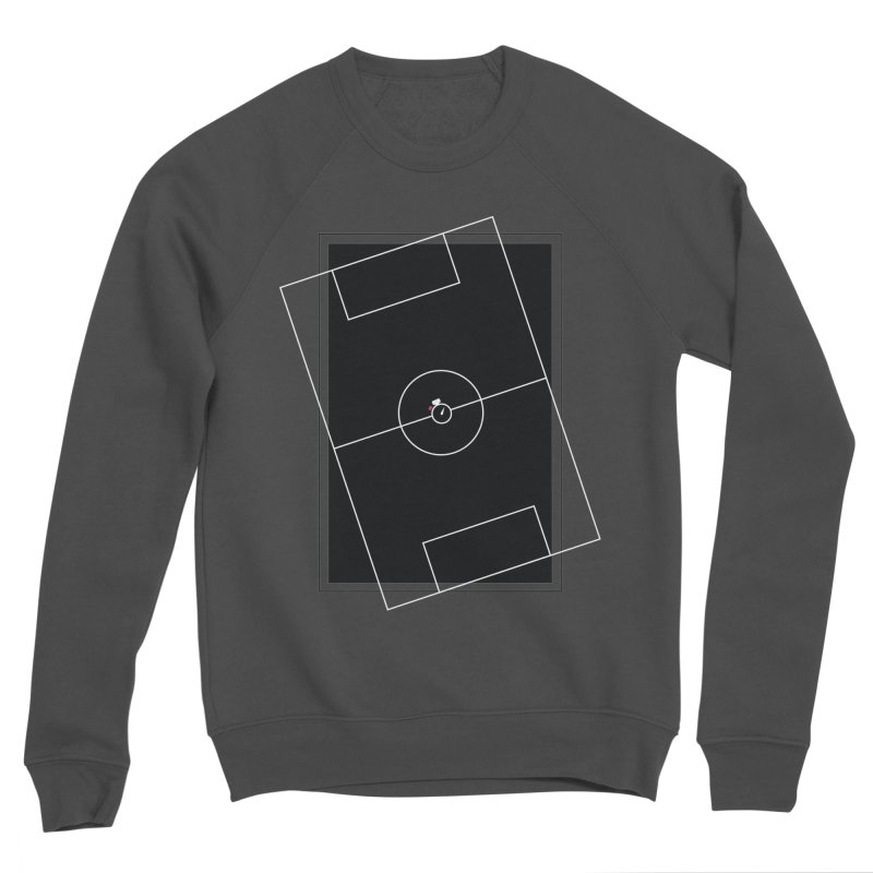 Pitch us! Men's Sponge Fleece Sweatshirt by Unusual Efforts Merchandise and Prints