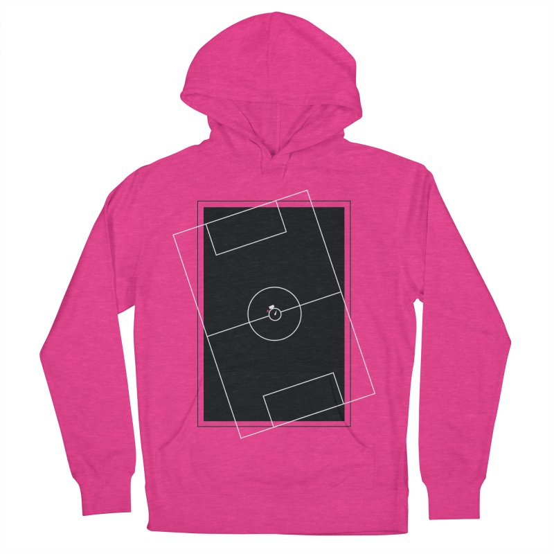 Pitch us! Men's French Terry Pullover Hoody by Unusual Efforts Merchandise and Prints