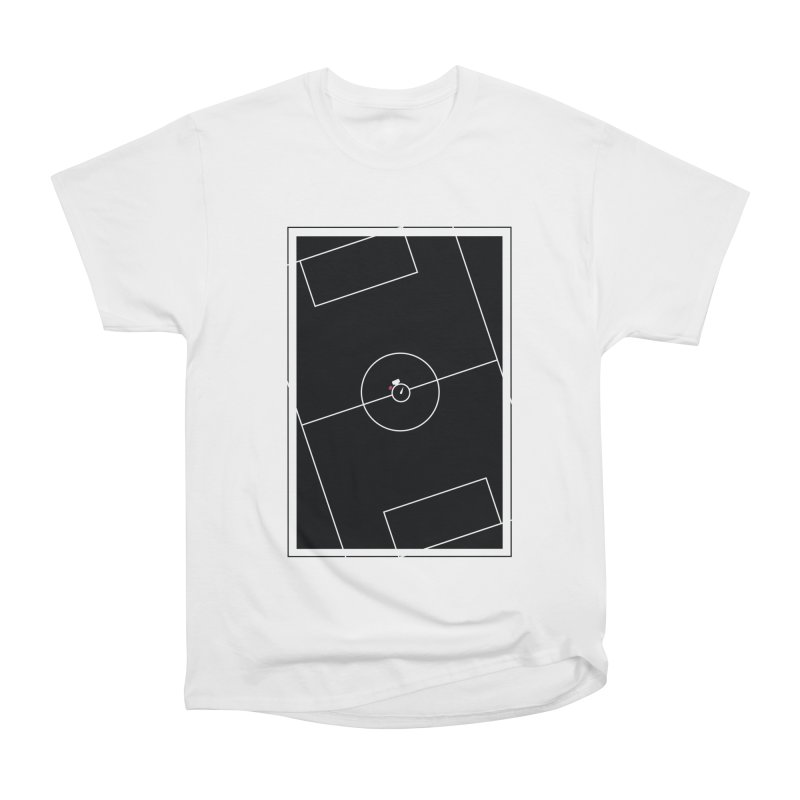 Pitch us! Men's Heavyweight T-Shirt by Unusual Efforts Merchandise and Prints