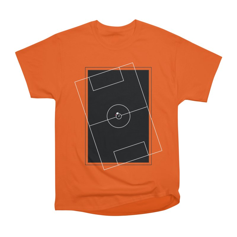 Pitch us! Men's T-Shirt by Unusual Efforts Merchandise and Prints