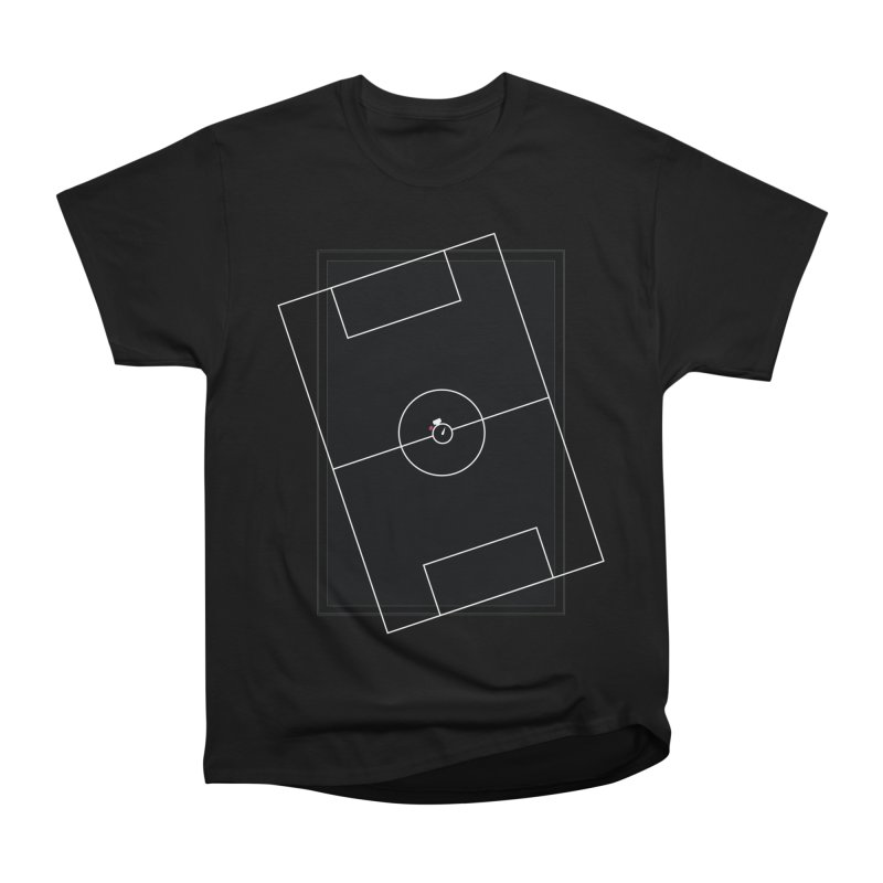 Pitch us! Women's Heavyweight Unisex T-Shirt by Unusual Efforts Merchandise and Prints