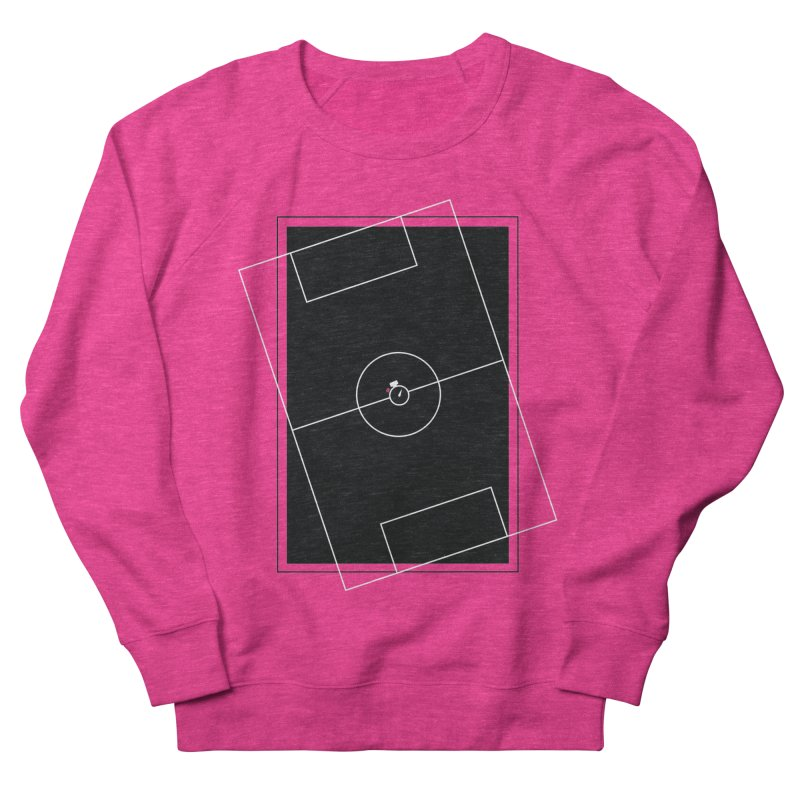 Pitch us! Women's French Terry Sweatshirt by Unusual Efforts Merchandise and Prints