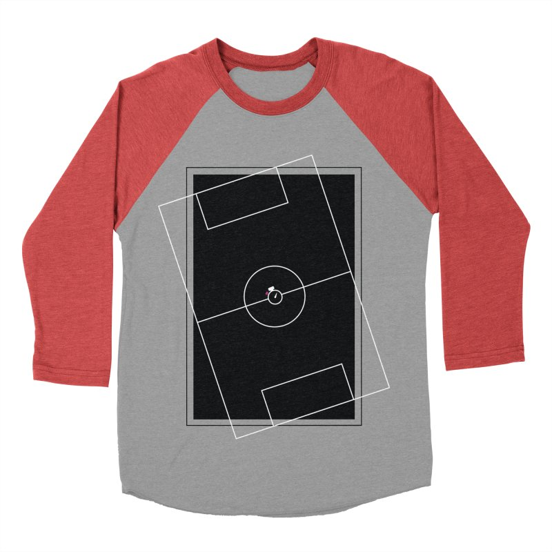 Pitch us! Women's Baseball Triblend Longsleeve T-Shirt by Unusual Efforts Merchandise and Prints