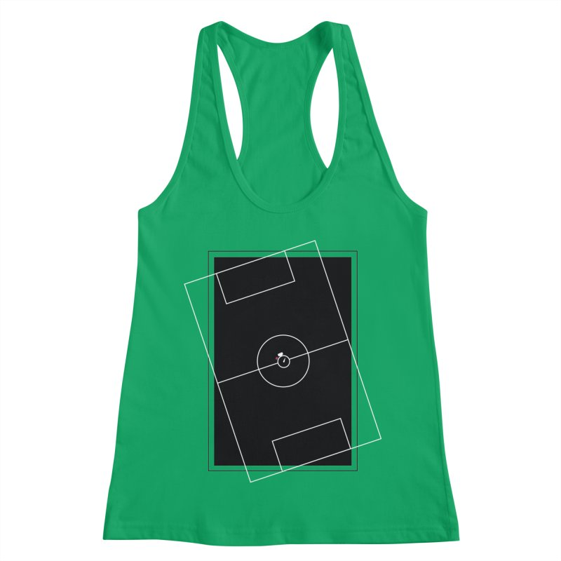 Pitch us! Women's Racerback Tank by Unusual Efforts Merchandise and Prints