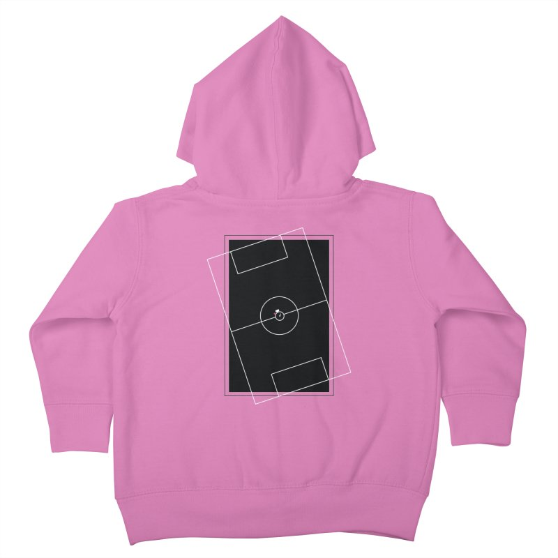 Pitch us! Kids Toddler Zip-Up Hoody by Unusual Efforts Merchandise and Prints