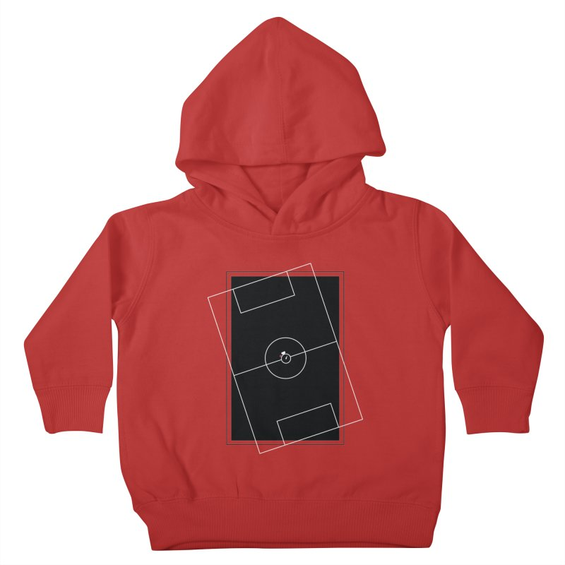Pitch us! Kids Toddler Pullover Hoody by Unusual Efforts Merchandise and Prints